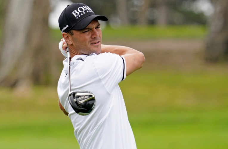 MELTDOWN: Martin Kaymer's 82 proves to the world just how cruel golf really is