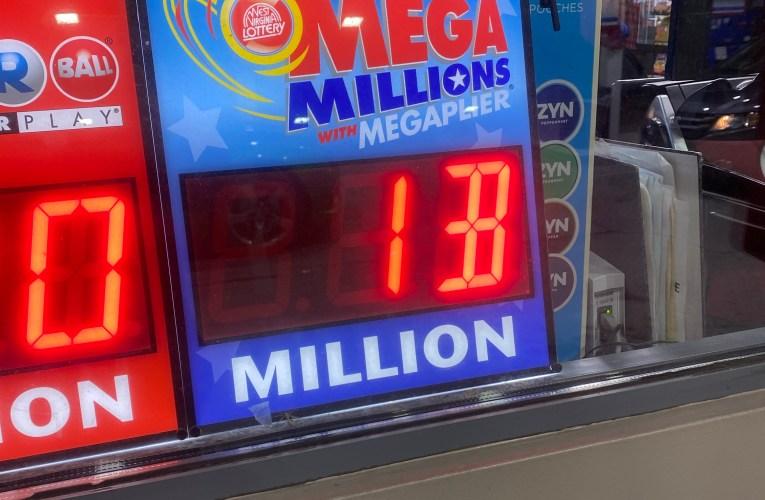 BREAKING: Single ticket sold in Michigan wins $1 BILLION Mega Millions Jackpot