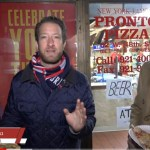 Dave Portnoy once did a review at a pizzeria that just sold $432M Mega Millions ticket