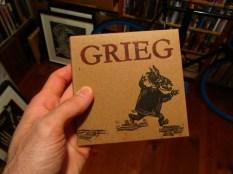 Grieg Demo CD