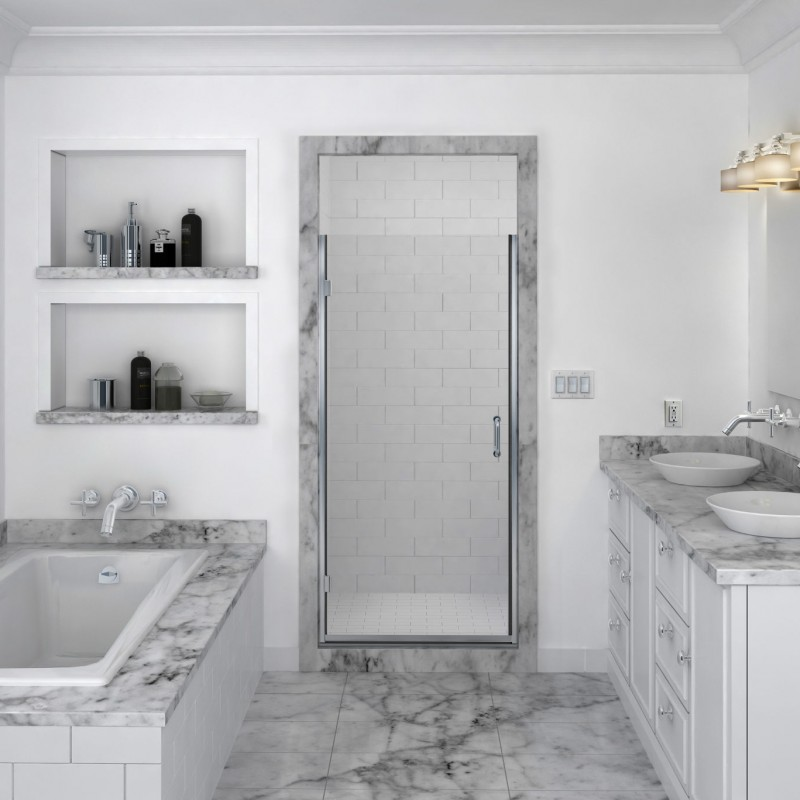 Agalite Shower Amp Bath Enclosures The Focal Point Of