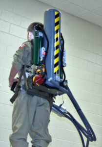 ghost buster prop
