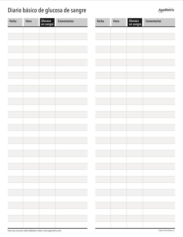 Gestational Diabetes Log Sheet Printable : gestational, diabetes, sheet, printable, Easy-to-Use, Blood, Sugar, Sheets, [Downloadable]