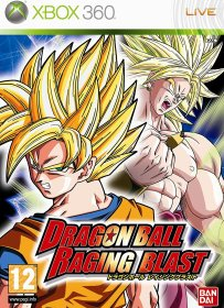 Dragon Ball Raging Blast Xbox360