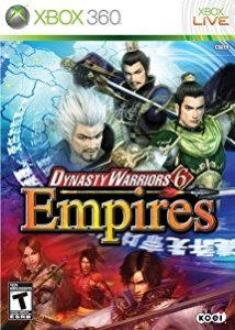 Dynasty Warriors 6 Empires Xbox360