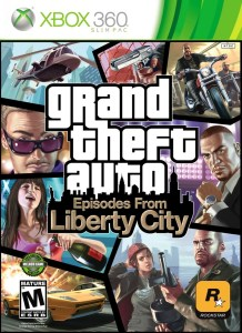 GTA Episodes From Liberty City Xbox360
