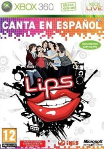 Lips Canta in Spanish Xbox360