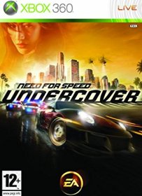 Need for Speed ​​Undercover Xbox360