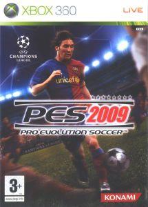 PRO EVOLUTION SOCCER 2008 XBOX360
