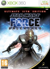 Star Wars The Force Unleashed Ultimate Sith Edition Xbox360