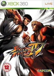 Street Fighter IV Xbox360