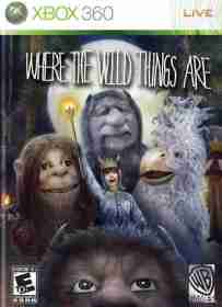 Where The Wild Things Are Xbox360