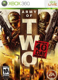 Army Of Two The 40th Day Xbox360