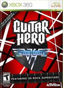 Guitar Hero Van Halen Xbox360