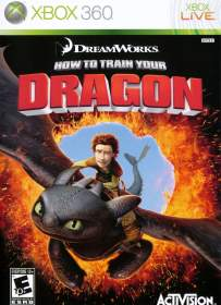 How To Train Your Dragon Xbox360