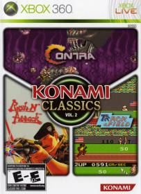 Konami Classics Volume 2 Xbox360