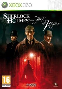 Sherlock Holmes Vs Jack The Ripper Xbox360