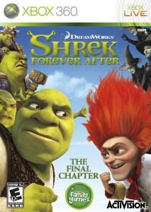 Shrek Forever After Xbox360