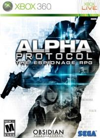 Alpha Protocol Xbox360