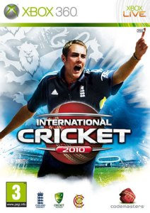 International Cricket 2010 Xbox360