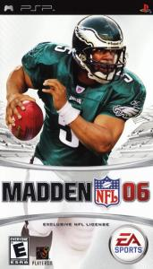 Madden NFL 06 PSP