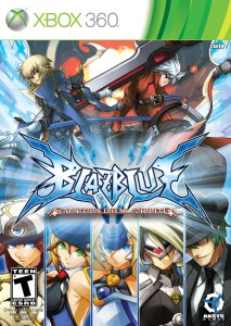 BlazBlue Continuum Shift Xbox360