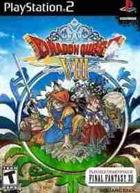 Dragon Quest VIII PS 2