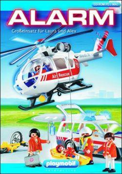 Playmobil Alarm Grosseinsatz Laura and Alex Pc Torrent