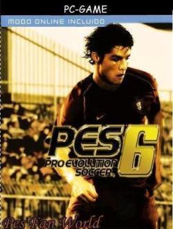 Pro Evolution Soccer 6 Patch Pes Fan World Pc Torrent