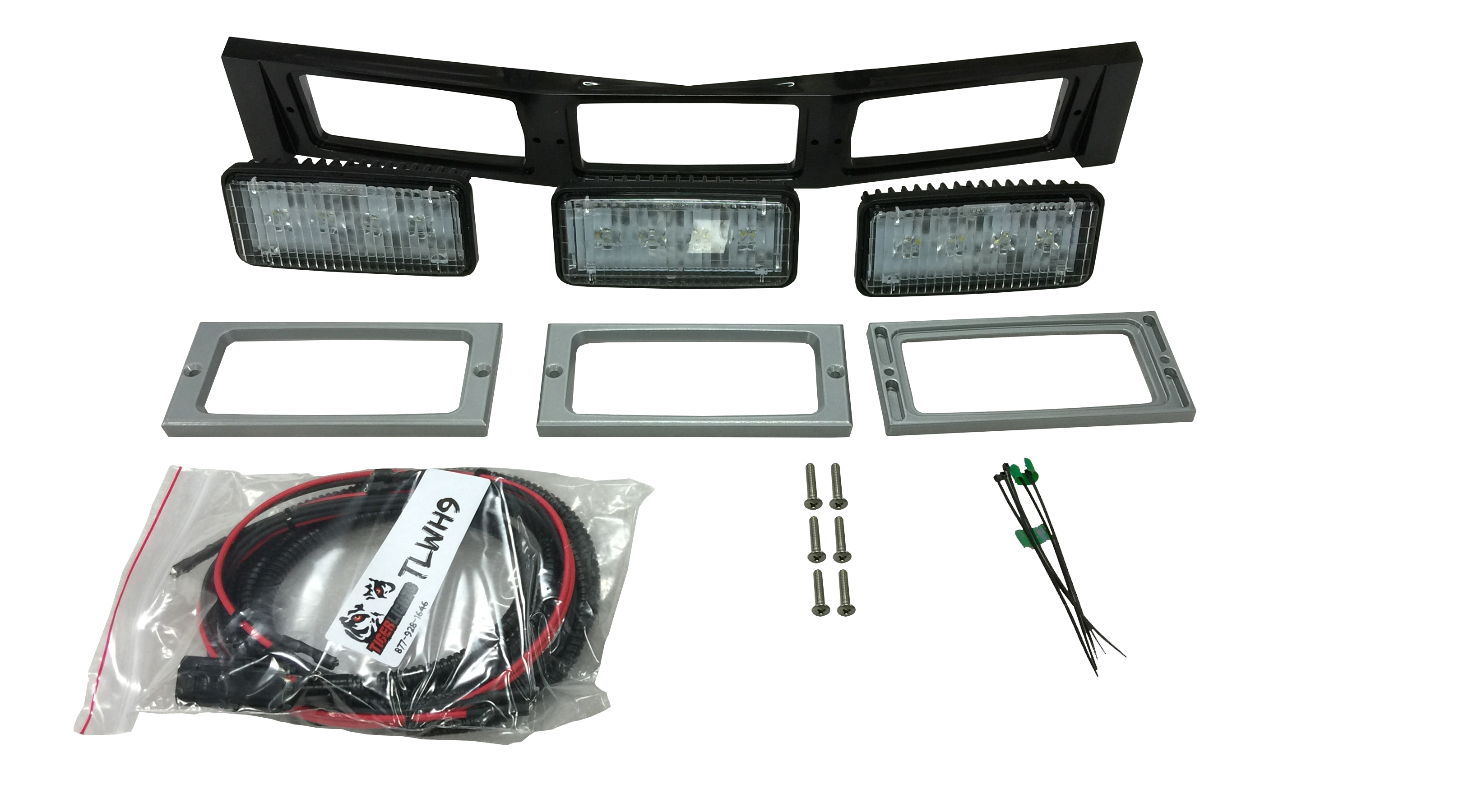 Tl Led Conversion Kit 3 Lights