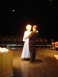 Joan Baker & Olin Meadows. Photo by Jeff Knoll.