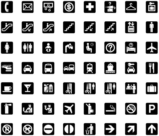 Logo Modern Symbols Aigas Symbols Dogs Signs Image