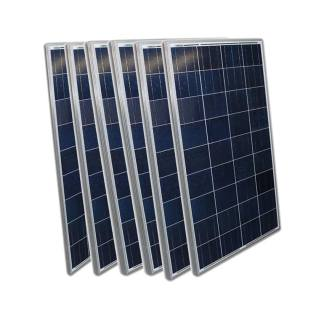 Aims solar panel 6 pack