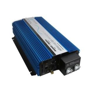 1000 watt 12 VDC to 120 VAC pure sine inverter charger