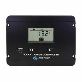 30 amp flush mount solar charge controller