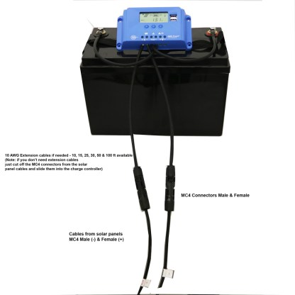 PWM charge Controller by Aims Power