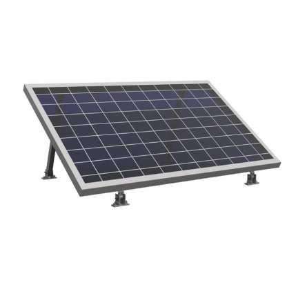 Universal Adjustable Solar Panel Mount – Fits 1 Panel