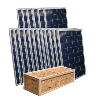 Aims Solar Panel 18 Pack
