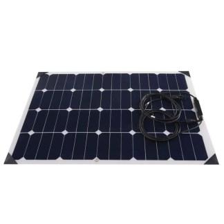 60 Watt Flexible Bendable Slim Solar Panel