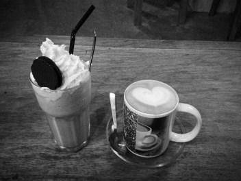 Milkshake & Latte