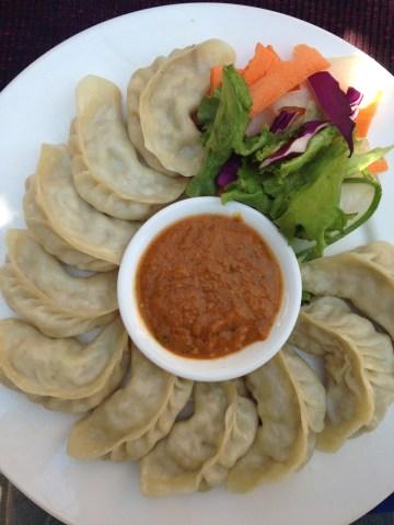 Yummy Nepalese Momos