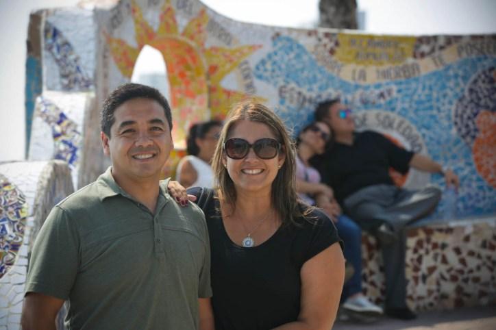 Julio and Olga Chiang
