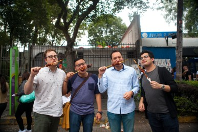 Coyoacan Feria de Pan & Chocolate!