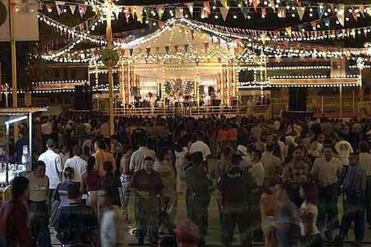 imagen de unas fiestas patronales