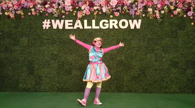 Las tres cosas que aprendí de #WeAllGrow