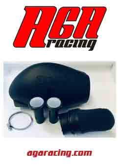 filtro de aire nuevo para motor x30 nuevo modelo AGA Racing tienda karting