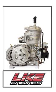 motores karting lke