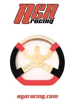 Volante kart Racing 340cm BRM Racing