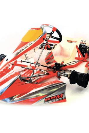 chasis kart brm racing