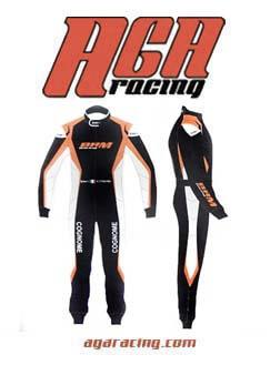 Mono karting BRM Racing homologado